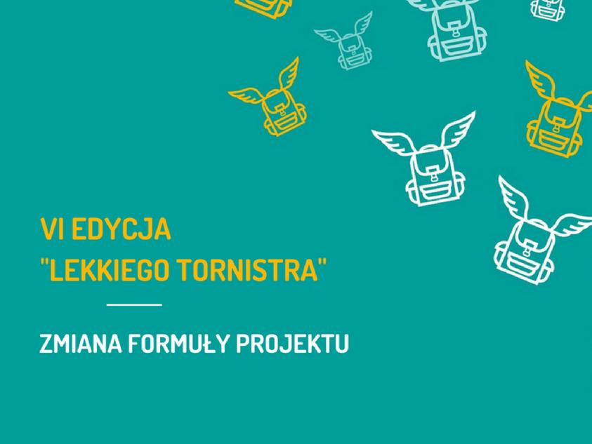 Zmiana formuły Lekkiego Tornistra