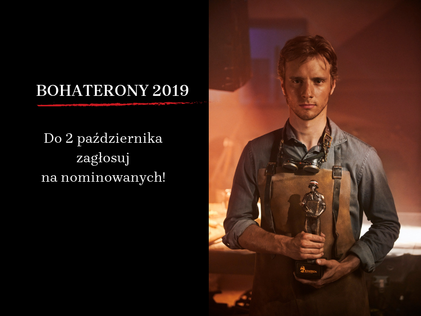 Nominowani do Nagrody BohaterONy 2019