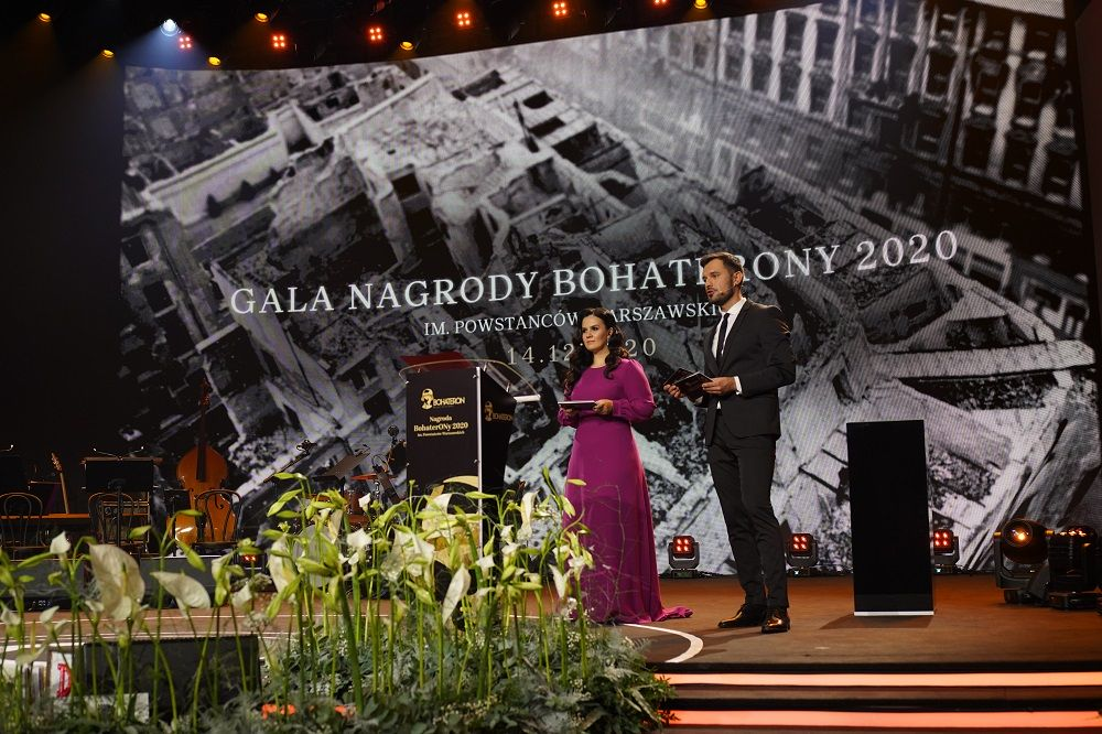 Znamy laureatów Nagrody BohaterONy 2020