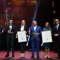 Gala BohaterONy 2019 - 16.10 - kategoria DZIENNIKARZ