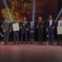 Gala BohaterONy 2019 - 16.10 - kategoria OSOBA PUBLICZNA
