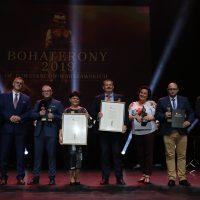 Gala BohaterONy 2019 - kategoria NAUCZYCIEL