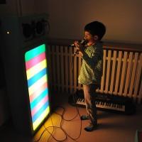 Drabina świetlno-dźwiękowa
