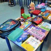 Akcja ważenia plecaków - IV edycja Lekkiego Tornistra