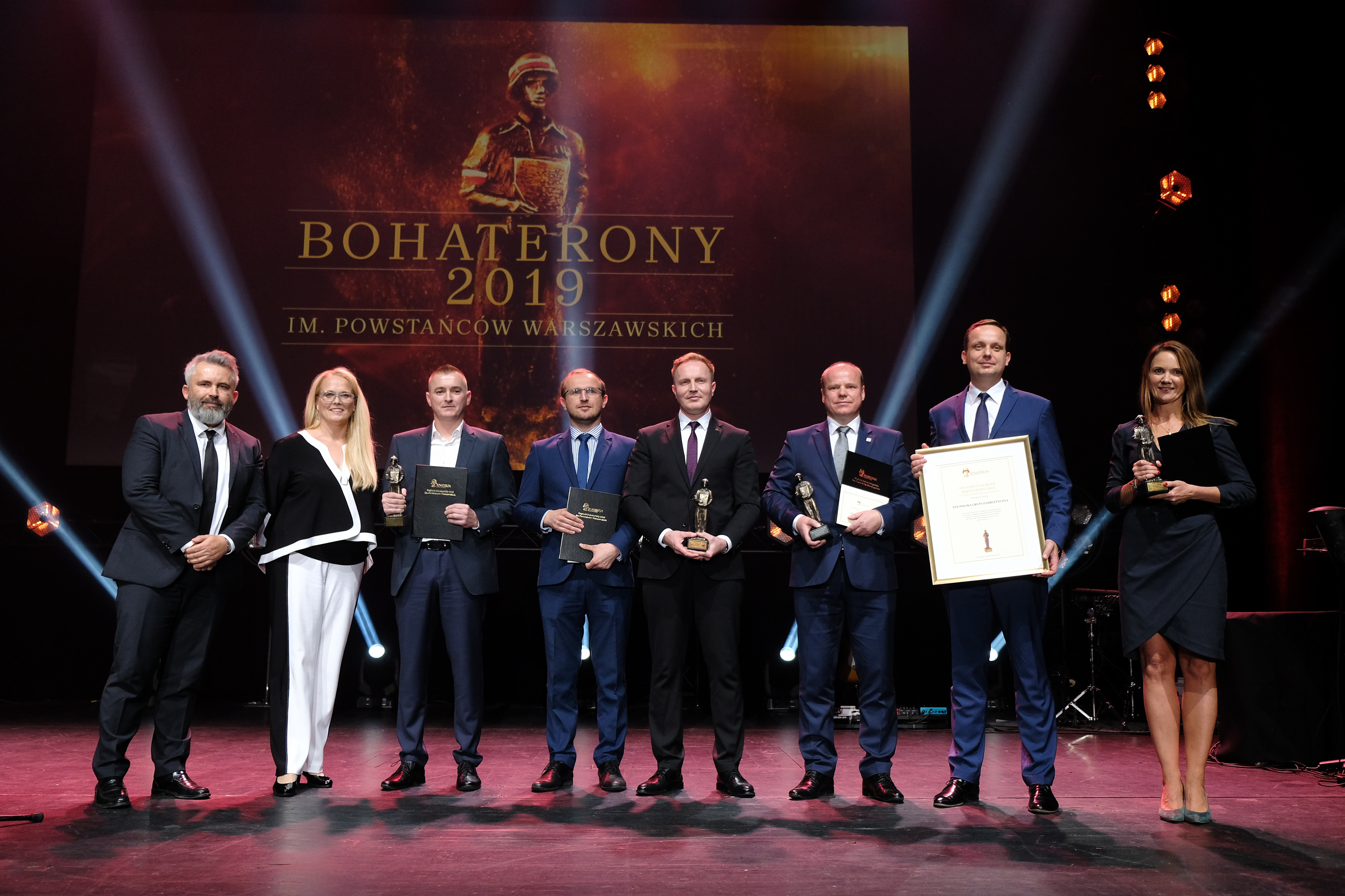 Gala BohaterONy 2019 - 16.10 - kategoria FIRMA