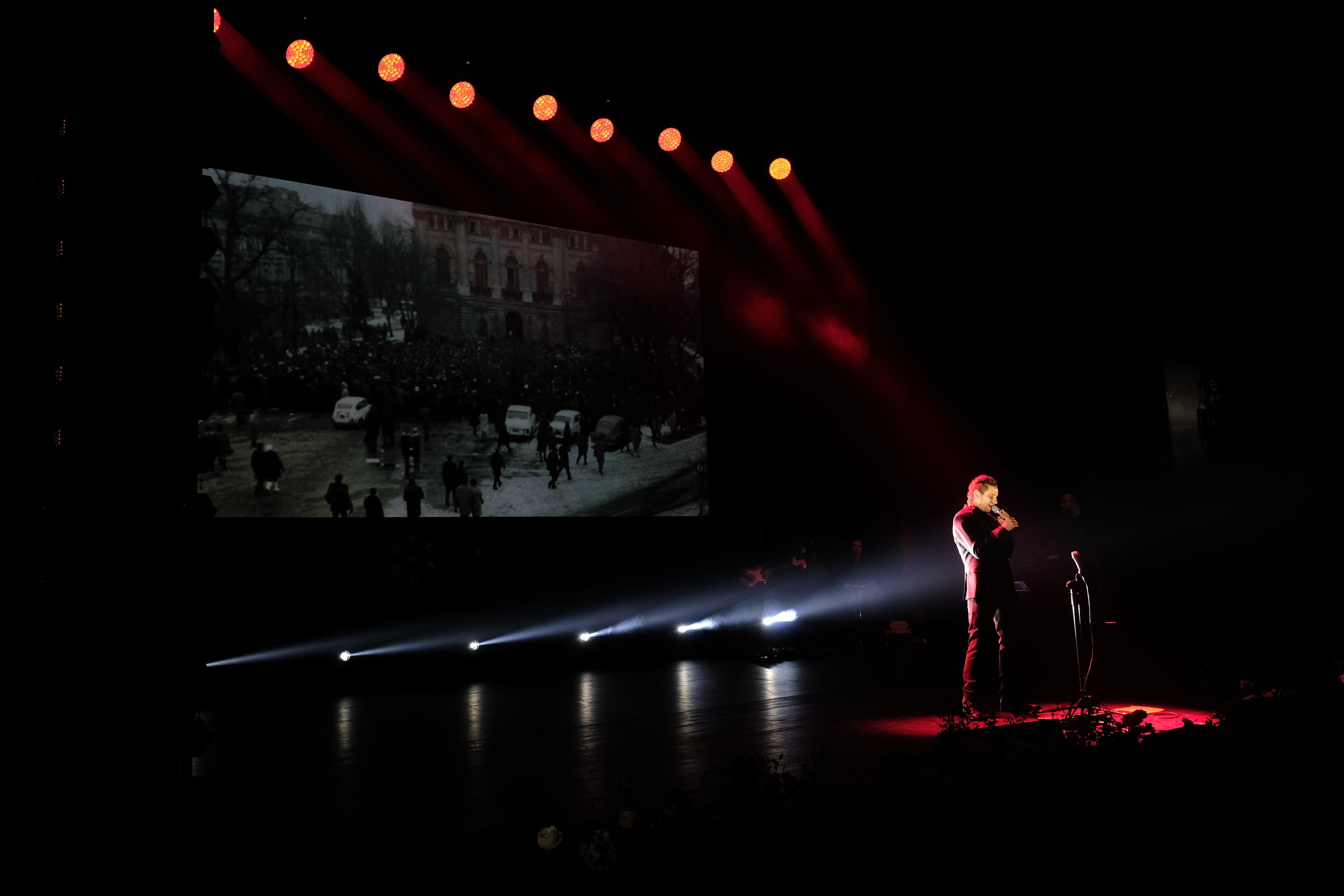 Gala BohaterONy 2019 - 16.10 - koncert Janusza Radka